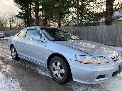 2001 Honda Accord for sale at D & M Auto Sales & Repairs INC in Kerhonkson NY