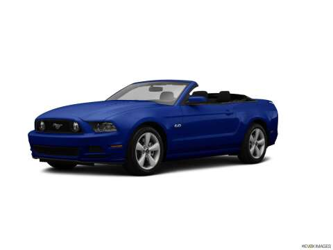 2014 Ford Mustang for sale at Shults Resale Center Olean in Olean NY