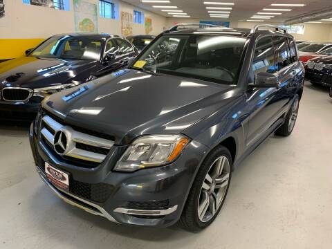 2015 Mercedes-Benz GLK for sale at Newton Automotive and Sales in Newton MA