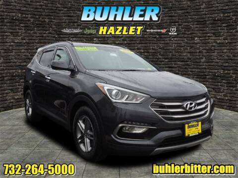 2017 Hyundai Santa Fe Sport for sale at Buhler and Bitter Chrysler Jeep in Hazlet NJ