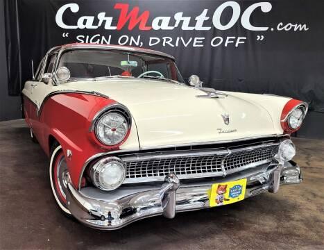 1955 Ford Fairlane for sale at CarMart OC in Costa Mesa CA