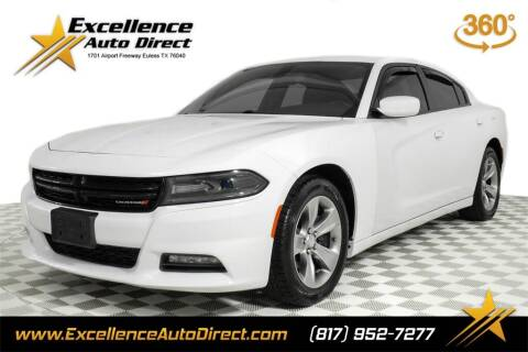 2018 Dodge Charger for sale at Excellence Auto Direct in Euless TX