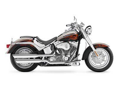 2006 Harley-Davidson CVO™ Screamin' Eagle® Fat Boy® for sale at Powersports of Palm Beach in Hollywood FL