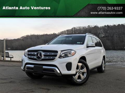 2019 Mercedes-Benz GLS for sale at Atlanta Auto Ventures in Roswell GA