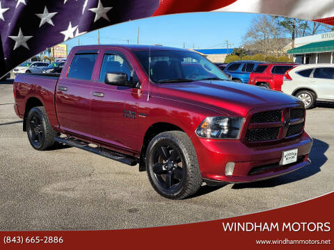 2017 RAM Ram Pickup 1500 for sale at Windham Motors in Florence SC
