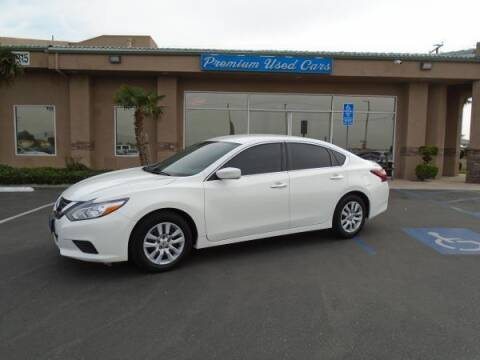 2018 Nissan Altima for sale at Family Auto Sales in Victorville CA