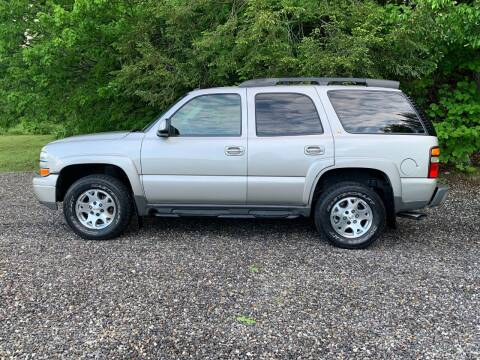 2004 Chevrolet Tahoe for sale at Top Notch Auto & Truck Sales in Gilmanton NH
