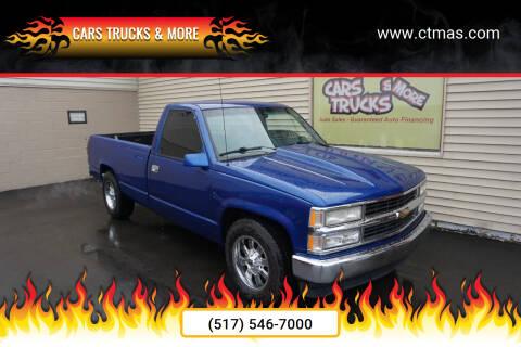 1994 Chevrolet C/K 2500 Series for sale at Cars Trucks & More in Howell MI