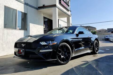 2018 Ford Mustang for sale at Fastrack Auto Inc in Rosemead CA