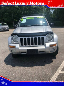 2004 Jeep Liberty for sale at Select Luxury Motors in Cumming GA