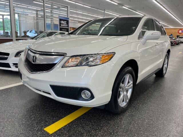 2015 Acura RDX for sale at Dixie Motors in Fairfield OH