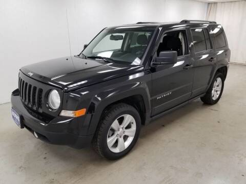 2017 Jeep Patriot for sale at Kerns Ford Lincoln in Celina OH