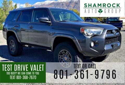 2014 Toyota 4Runner for sale at Shamrock Group LLC #1 in Pleasant Grove UT