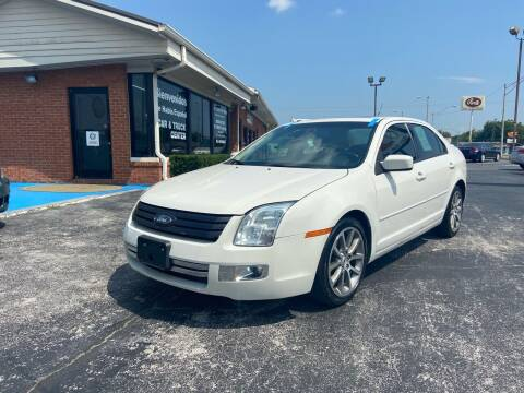 2009 Ford Fusion for sale at Guidance Auto Sales LLC in Columbia TN