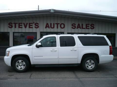 2011 Chevrolet Suburban for sale at STEVE'S AUTO SALES INC in Scottsbluff NE