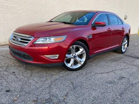 2010 Ford Taurus for sale at Samuel's Auto Sales in Indianapolis IN
