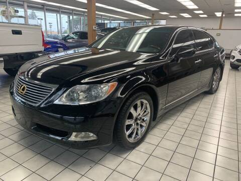 2007 Lexus LS 460 for sale at PRICE TIME AUTO SALES in Sacramento CA
