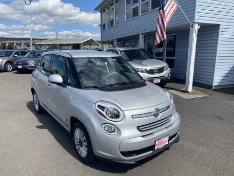 2014 FIAT 500L for sale at Salem Motorsports in Salem OR