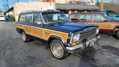 1988 Jeep Grand Wagoneer for sale at Rare Exotic Vehicles in Weaverville NC