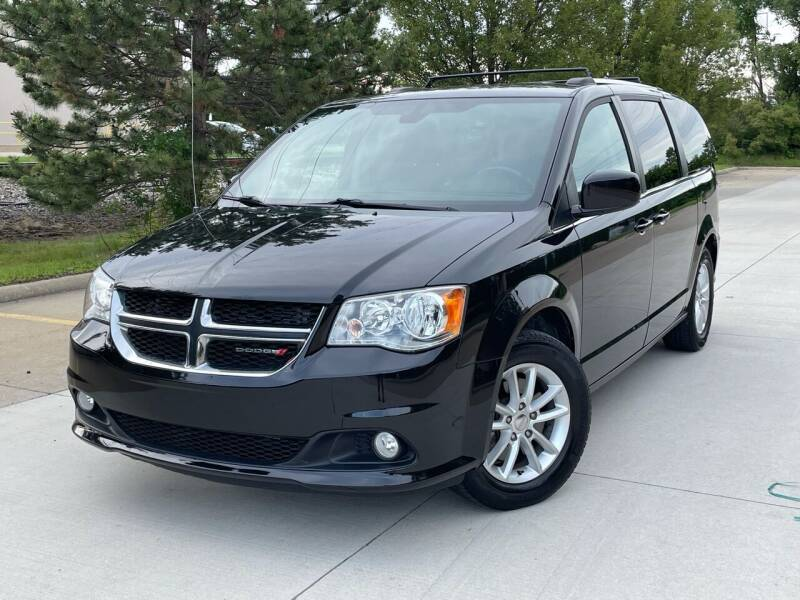2018 Dodge Grand Caravan for sale at A & R Auto Sale in Sterling Heights MI
