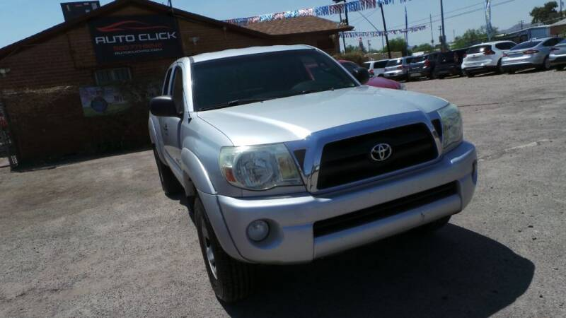 2006 Toyota Tacoma for sale at Auto Click in Tucson AZ