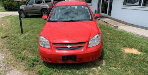 2010 Chevrolet Cobalt for sale at Todd Nolley Auto Sales in Campbellsville KY