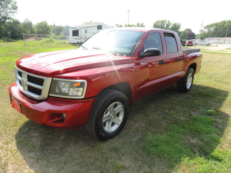 2010 Dodge Dakota for sale at John's Auto Sales in Council Bluffs IA