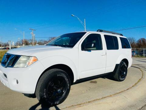 2008 Nissan Pathfinder for sale at Xtreme Auto Mart LLC in Kansas City MO