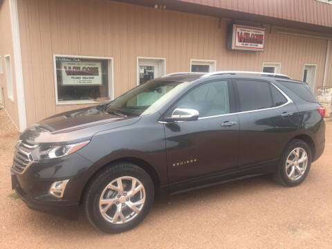 2020 Chevrolet Equinox for sale at Palmer Welcome Auto in New Prague MN