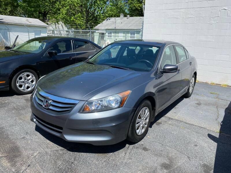 2011 Honda Accord for sale at Brucken Motors in Evansville IN
