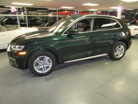 2018 Audi Q5 for sale at Kar Kraft in Gilford NH