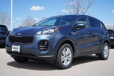 2018 Kia Sportage for sale at COURTESY MAZDA in Longmont CO
