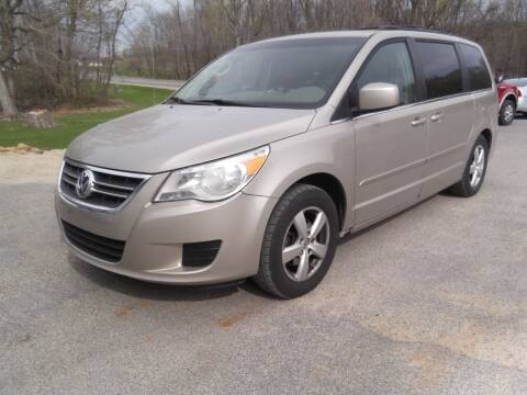 2009 Volkswagen Routan for sale at Clucker's Auto in Westby WI