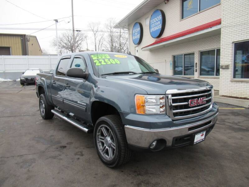 2013 GMC Sierra 1500 for sale at Auto Land Inc in Crest Hill IL