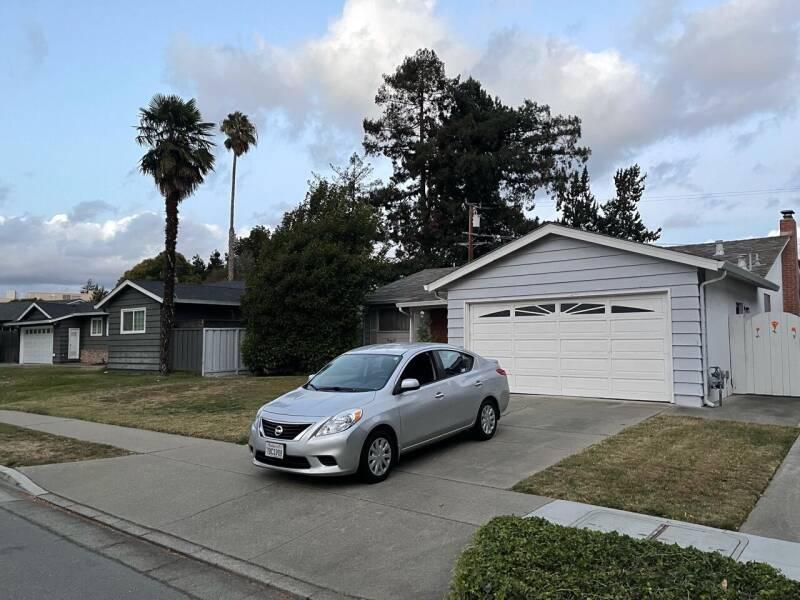 2013 Nissan Versa for sale at Blue Eagle Motors in Fremont CA