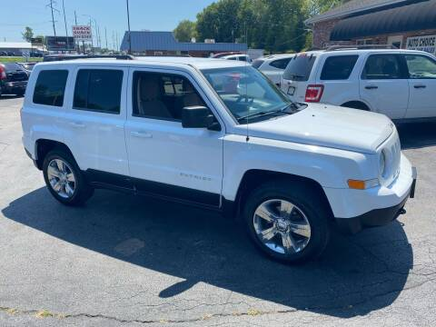 2011 Jeep Patriot for sale at Auto Choice in Belton MO