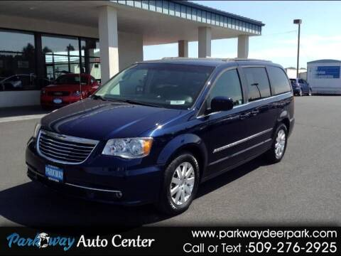 2014 Chrysler Town and Country for sale at PARKWAY AUTO CENTER AND RV in Deer Park WA