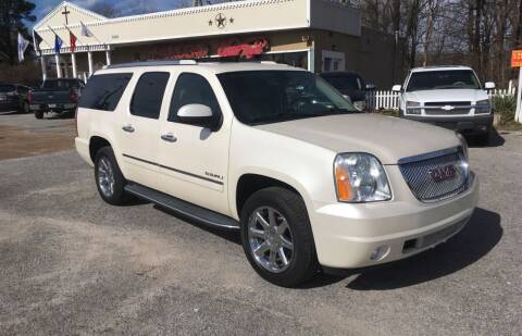 2013 GMC Yukon XL for sale at Townsend Auto Mart in Millington TN