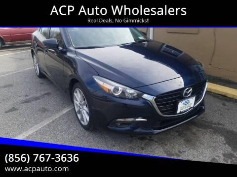 2017 Mazda MAZDA3 for sale at ACP Auto Wholesalers in Berlin NJ