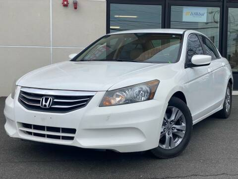 2012 Honda Accord for sale at MAGIC AUTO SALES in Little Ferry NJ