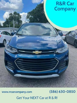 2019 Chevrolet Trax for sale at R&R Car Company in Mount Clemens MI
