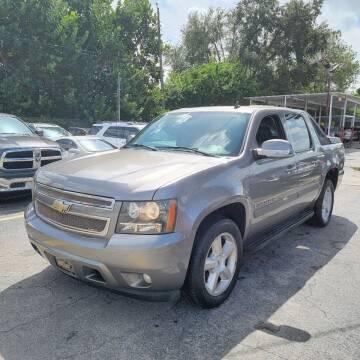 2007 Chevrolet Avalanche for sale at America Auto Wholesale Inc in Miami FL