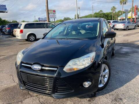 2012 Ford Focus for sale at Mars auto trade llc in Kissimmee FL