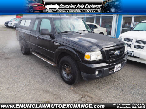 2010 Ford Ranger for sale at Enumclaw Auto Exchange in Enumclaw WA