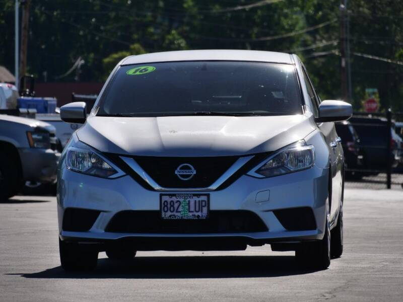 2018 Nissan Sentra for sale at CLINT NEWELL USED CARS in Roseburg OR