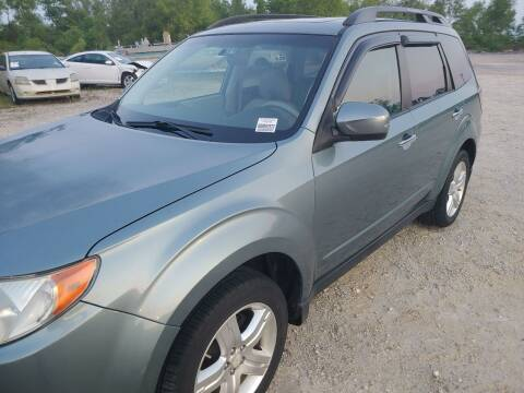 2002 Subaru Outback for sale at Finish Line Auto LLC in Luling LA