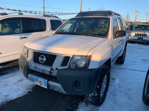 2012 Nissan Xterra for sale at ALASKA PROFESSIONAL AUTO in Anchorage AK