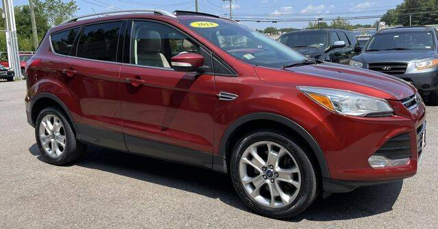 2014 Ford Escape for sale at Matrix Autoworks in Nashua NH