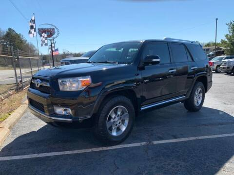 2011 Toyota 4Runner for sale at Specialty Ridez in Pendleton SC