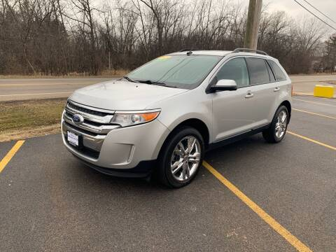 2013 Ford Edge for sale at Carriage Motors LTD in Ingleside IL